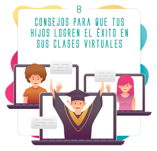 8 consejos para lograr el éxito en las clases virtuales