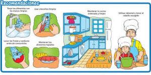 Buenas practicas de higiene y manipulaci n de alimentos for Buenas practicas de manipulacion de alimentos