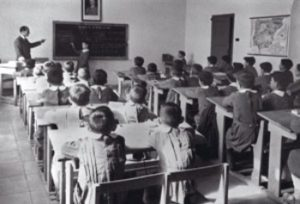 escuela tradicional