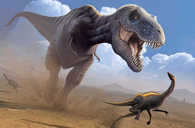 Tirannosaurus-rex