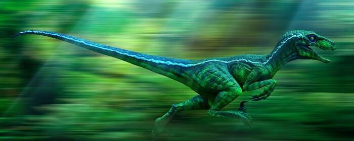 Velocidad de los Dinosaurios