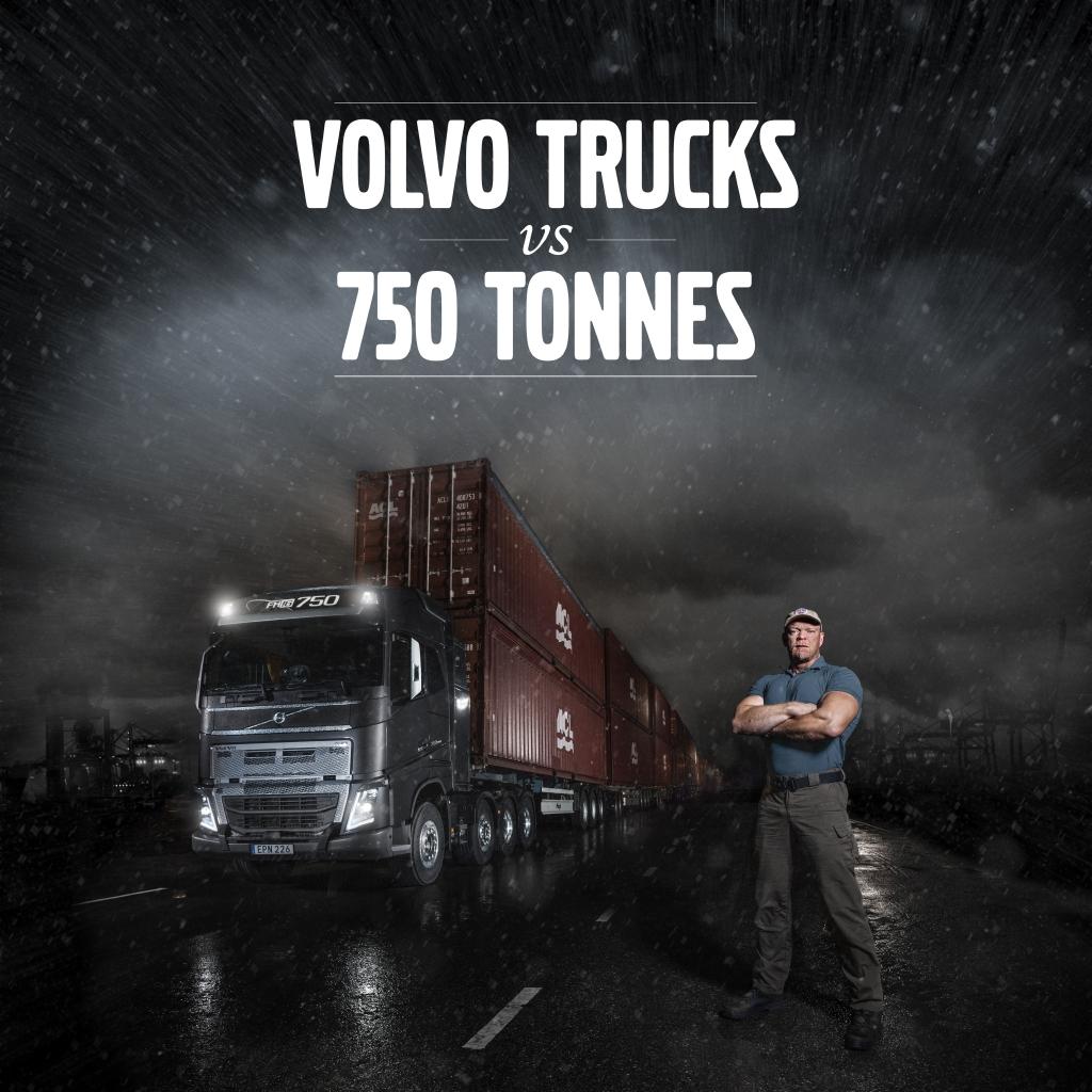¿Cómo es posible arrastrar 750 toneladas desde cero?