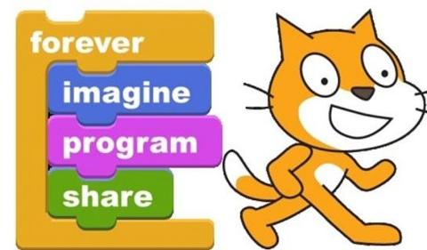 Scratch, bloques de colores para programar