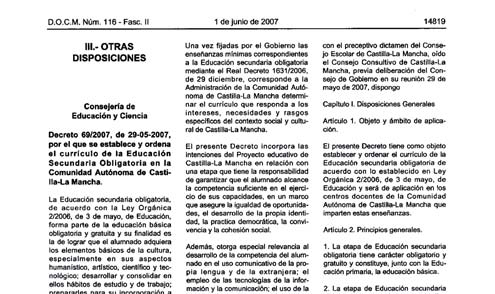 Decreto 69/2007 de 29 de mayo (www.educa.jccm.es/educa-jccm/cm/educa_jccm/ images?locale=es_ES&amp;textOnly=false&amp;idMmedia=27386)