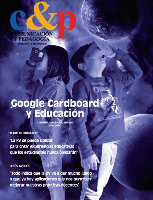 Google Cardboard y Educación
