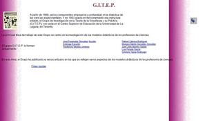 Grupo Blas Cabrera-GITEP (www.grupoblascabrera.org/grupo/gitep.htm)