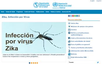 Zika, infección por virus