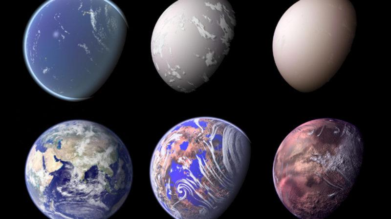 Líneas temporales para explicar la historia de la Tierra