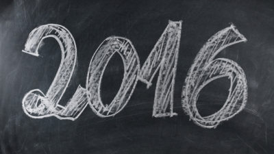 Despide el 2016 desde clase repasando las principales noticias y tendencias