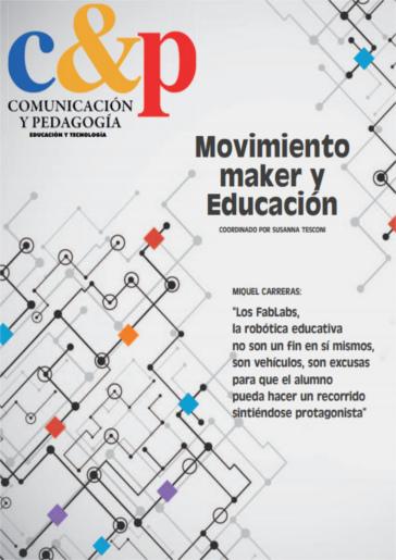 Movimiento maker y Educación