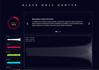 Black Hole Hunter