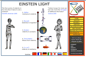 Einstein Light