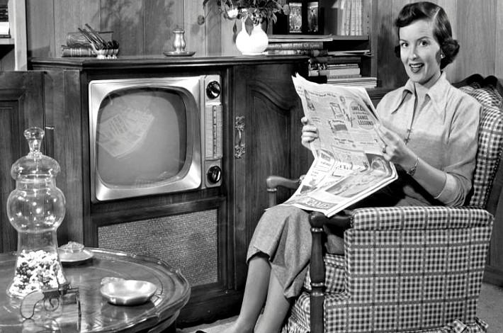 En publicidad, el Mito del Ama de Casa de los años 50 se resiste