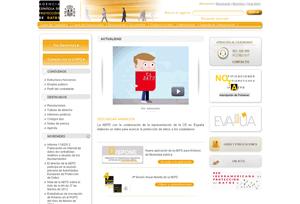 Agencia Española de Protección de Datos (www.agpd.es).