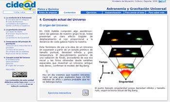 Astronomía y Gravitación Universal