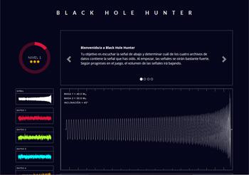 Black Hole Hunter