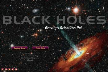 ¿Qué son los agujeros negros?