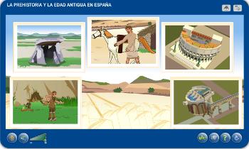 La Prehistoria y la Edad Antigua en España